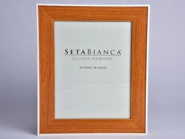 Akay Seta Frame Modern Wooden 15*20 Cm Renkli